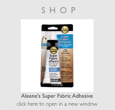 buy Aleene's Fabric Glue